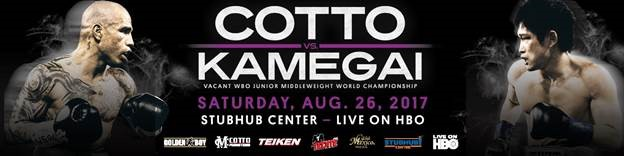 Image result for cotto vs kamegai